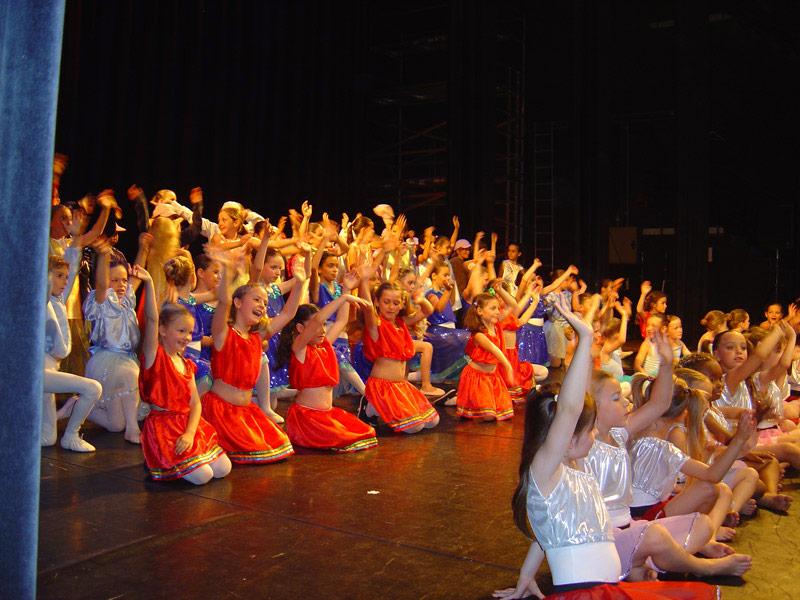 Gala de danse à l'Artea