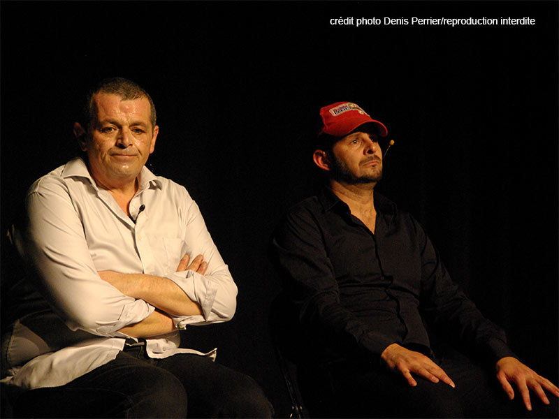 Eric Collado et Marco Paolo